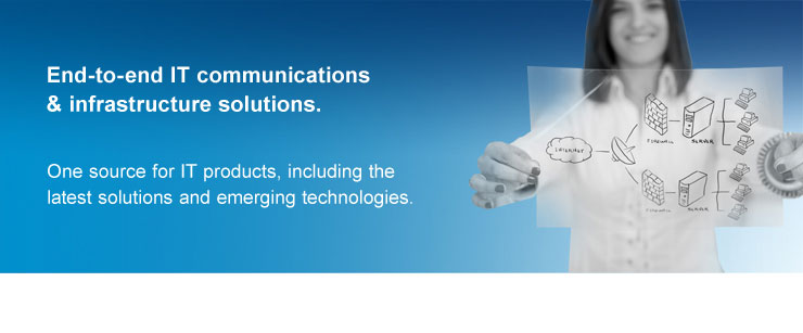 Providing end-to-end IT communications & infrastructure solutions