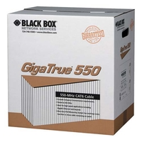 GigaTrue CAT6 UTP 550MHz Solid Bulk Cable