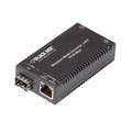 MultiPower Miniature 10-100 Media Converter SFP
