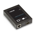 LPS530 Series Media Converter Gigabit Ethernet PoE+ SFP